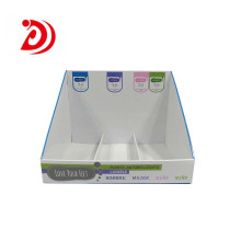 Socks PDQ display boxes